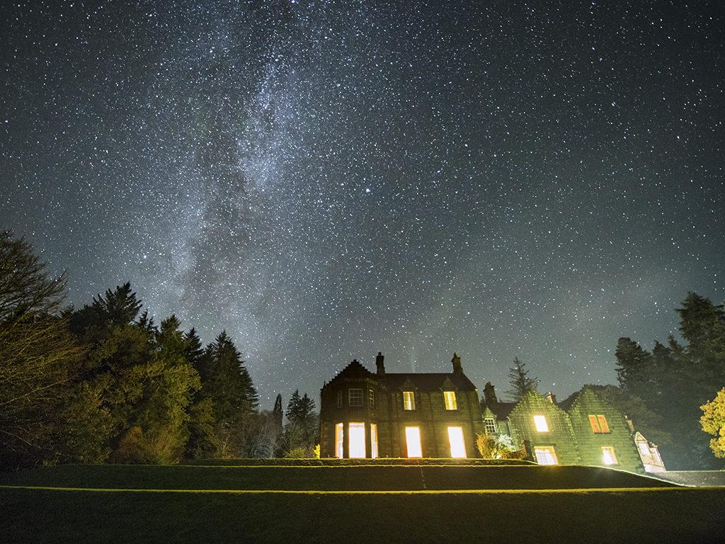 The idyllic luxury retreat Ardanaiseig