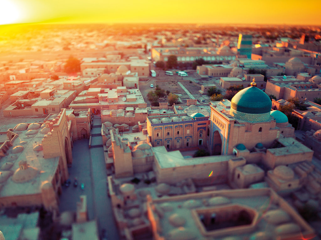 Photo-Sunset-City