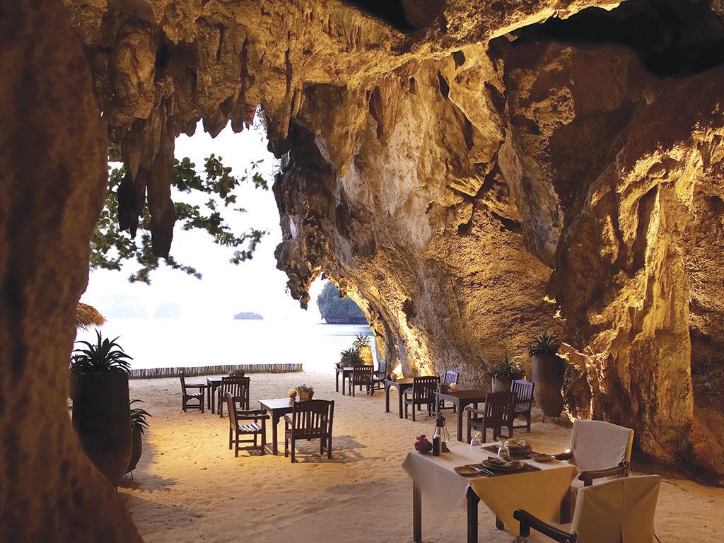 The Grotto at Rayavadee Resort